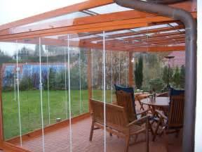 wintergarten glasdach das terrassenschiebedach aus glas balkonverglasung