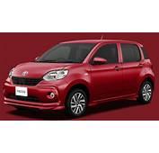 All New Toyota Passo Revealed  Perodua Myvi
