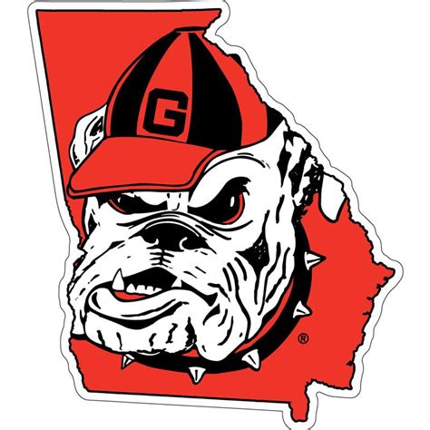 georgia state outline clipart best