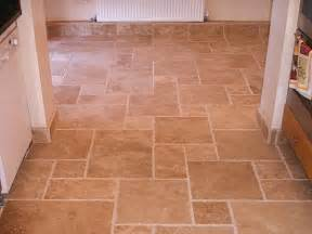 Tiled Kitchen Floors Limestone Floor Kitchen Tiles Do It Yourself Kitchen Design Photos