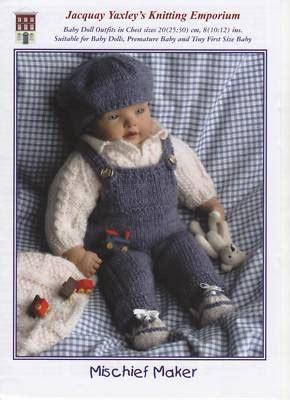 doll emporium pattern company jacquay yaxley s knitting emporium knitting pattern