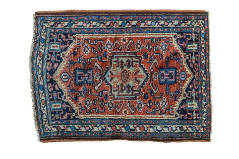 Rugs 2x3 by 2x3 Vintage Hamadan Rug Mat From New House Small