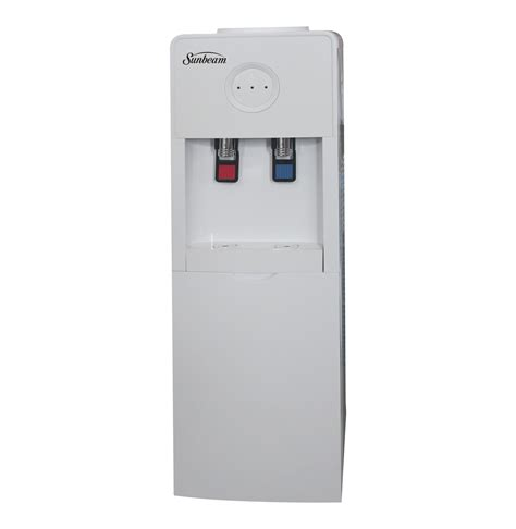 Water Dispenser Za sunbeam cold and floor standing water dispenser white lowest prices specials makro