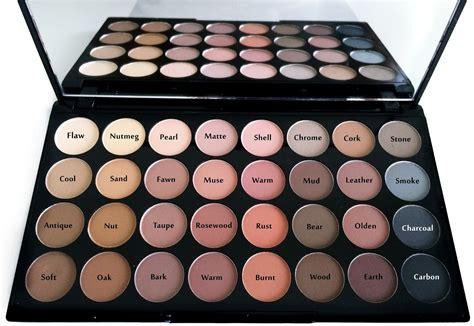 Eyeshadow Revolution makeup revolution flawless matte palette blushing hearts