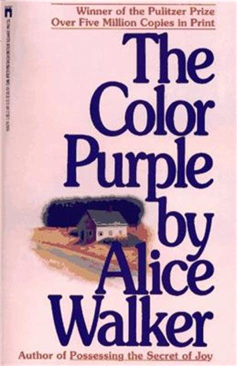 the color purple book and the color purple book quotes quotesgram