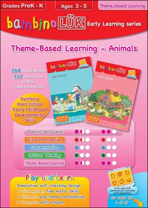 theme based education bambinoluk theme based learning animals 037894 details