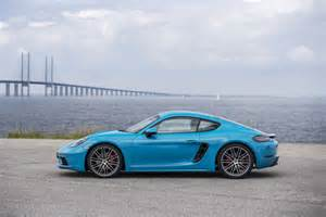 Porsche Cayman Wallpaper 2017 Porsche 718 Cayman S Cars Hd 4k Wallpapers