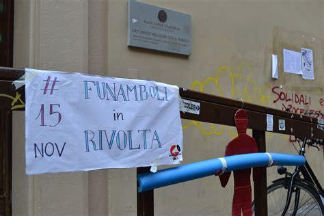 ufficio tirocini bologna funamboli in rivolta blitz degli universitari bologna