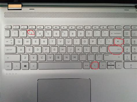 layout uk us keyboard layout on uk model hp support forum 5954008