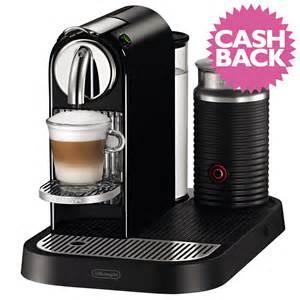 Nespresso Coffee Grinder Delonghi Nespresso Black Citiz Milk Coffee Machine