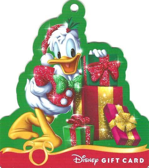 Disney On Ice Gift Card - love music goofy