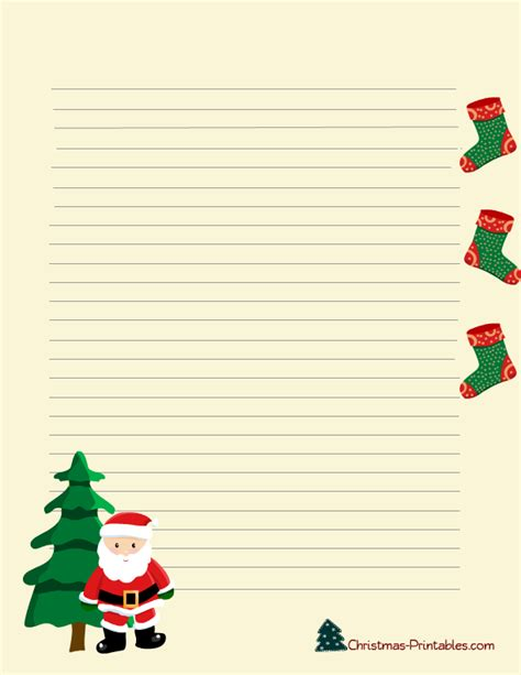 xmas stationery printable free printable christmas stationery