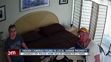 bedroom hidden camera sex police airbnb host rigged condo to record sex parties