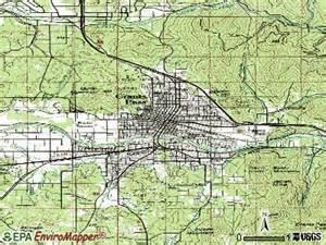 grants pass oregon or 97526 profile population maps