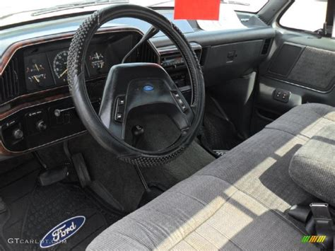 1991 Ford F150 Interior by 1990 Ford F150 Xlt Lariat Regular Cab Interior Photo 47509972 Gtcarlot