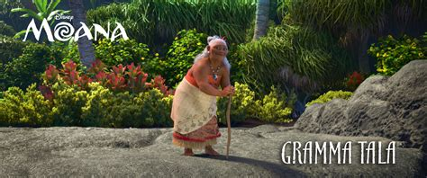 film su moana moana cast and characters revealed in new colorful images