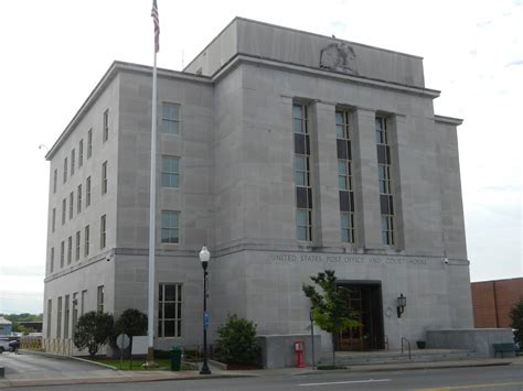 Tn Post Office by Former Columbia Tennessee Post Office And Court House