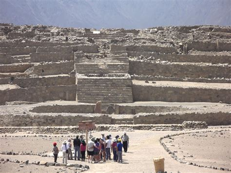 The Appeared In The Americas Because They Were In Search Of Caral Peru Oldest Ceremonial City In The Americas Inca Tours