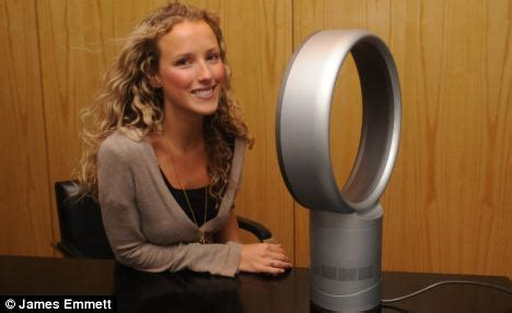 fan that blows cool air dyson bladeless fan set to a cool fortune in