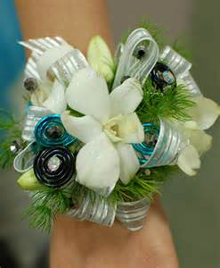 Flowers For Homecoming - white orchid prom corsage prom flowers flower shop network