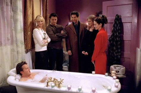 Friends Are In The Bathroom by Friends Reunion Not Happening Says Series Creator