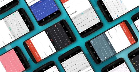 New Themes Swiftkey | swiftkey 6 brings new themes reved emoji more