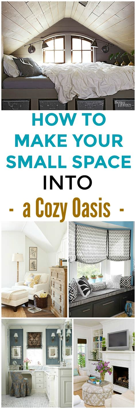 how to make your room cozy 5 cozy small spaces that are warm and homey setting for four