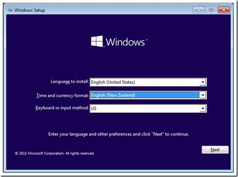 review the windows 10 technical preview license terms windows 10 technical preview step by step install