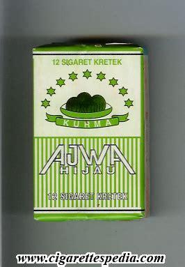 Rokok Soerna Kretek Hijau 12 Aga ajwa kurma hijau ks 12 s indonesia cigarettes pedia