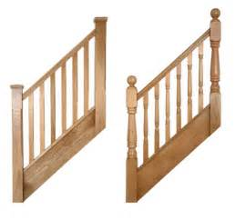 wooden banister parts oak stair parts oak stair spindles newels handrails