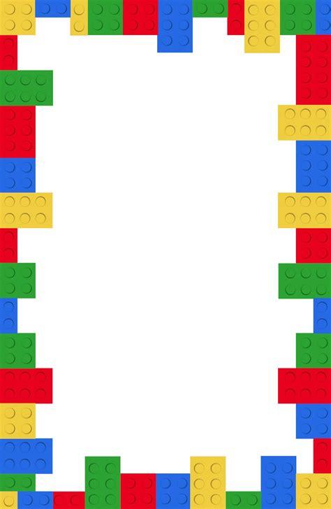 printable paper lego free printable lego birthday party invitation template