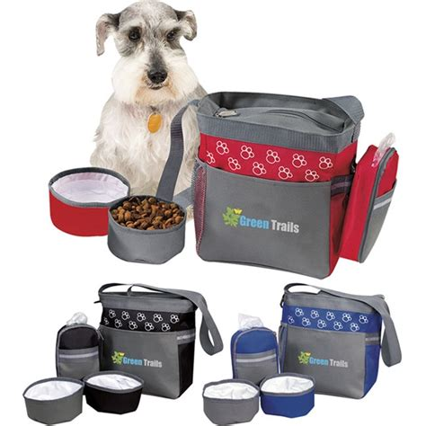 Pet Promotional Giveaways - promotional pet accessory bag customized pet accessory bag promotional dog travel sets