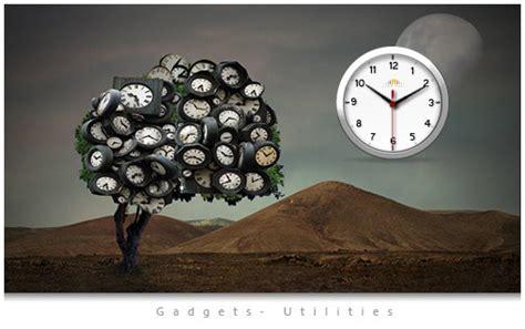 analog clock a 1 by adni18 on deviantart premium windows themes desktop enhancements