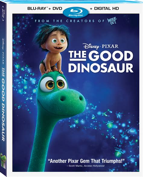 film the good dinosaur blu ray release the good dinosaur one movie our views