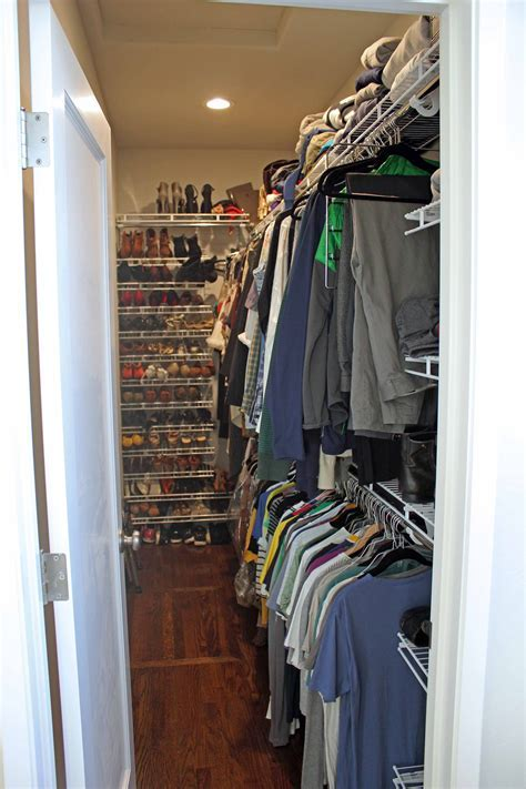 long narrow walk in closet   Fabulous Spaces   Pinterest