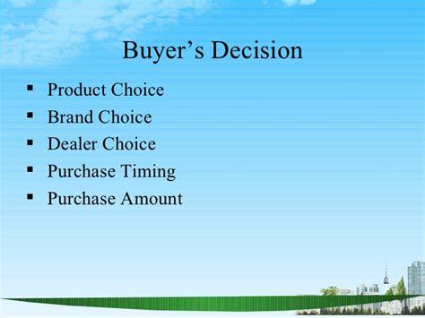 Mba Consumer Behavior by Consumer Behaviour Ppt Bec Doms Bagalkot Mba