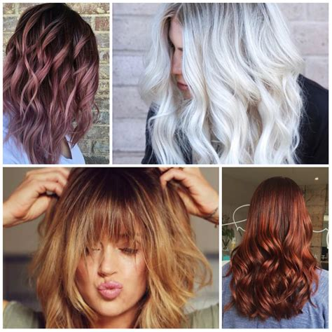 hair colors for fall best hair color ideas trends in 2017 2018