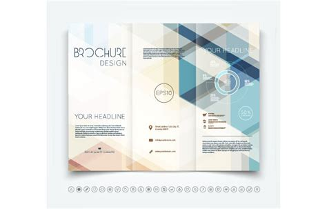 tri fold brochure indesign template tri fold brochure template 20 free easy to customize designs