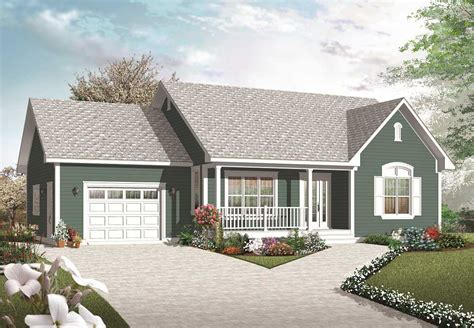 house planners country home plan 2 bedrms 1 baths 1113 sq ft 126 1070
