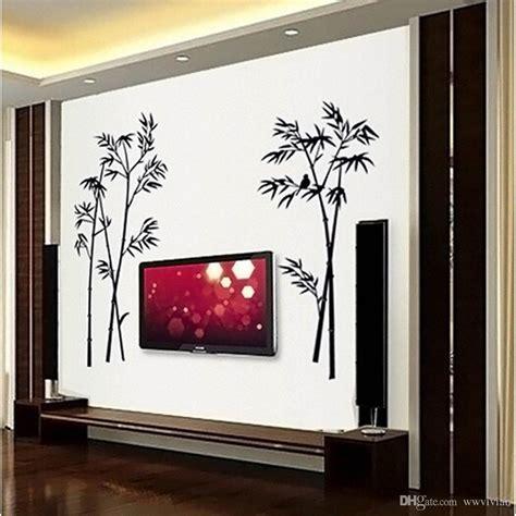 adesivi murali soggiorno acquista adesivi murali di bamb 249 soggiorno da letto