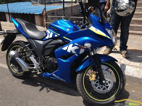 Suzuki Gixxer Suzuki Gixxer Sf Ride Review