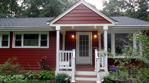 front porches porticos powerhouse remodeling