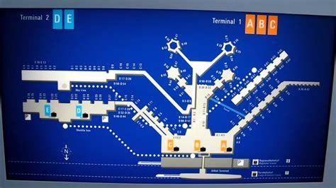 Make A Floorplan by Frankfurt Germany Airport Map Mov Youtube