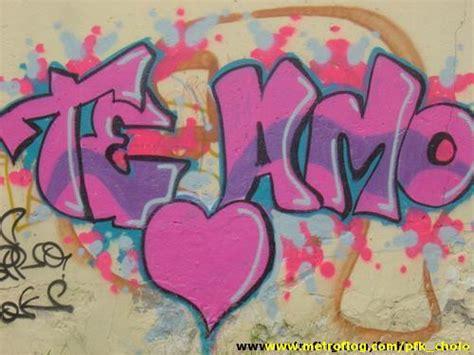 imagenes chidas en graffiti 12 im 225 genes de graffitis diciendo te amo im 225 genes de
