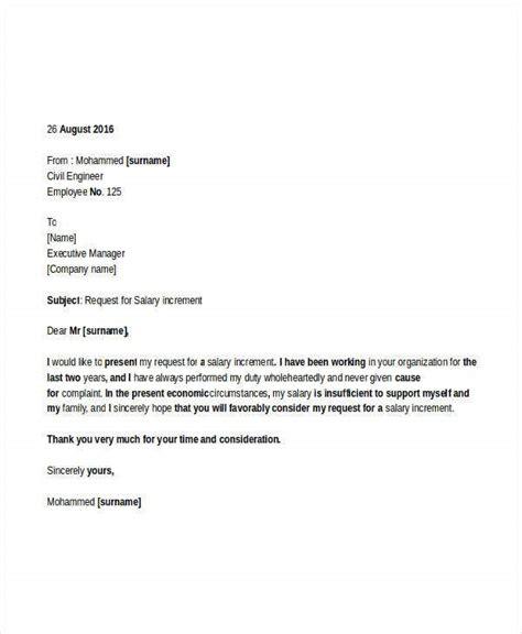 information request letter templates