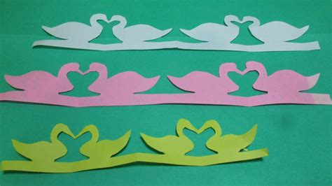 How To Make Paper Cutting - how to make paper cutting designs patterns step by step