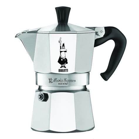 Moka Pot Manual Espresso Coffee Maker 3 Cup bialetti coffee maker moka pot stovetop espresso maker review