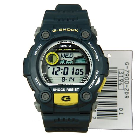 casio g shock sports g7900 g 7900 2dr
