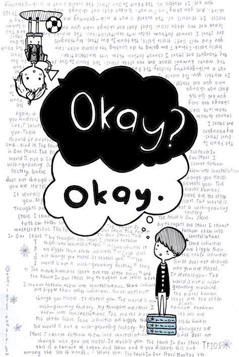 The Fault In Our Coloring Pages hunhan the fault in our by tea lairs on deviantart