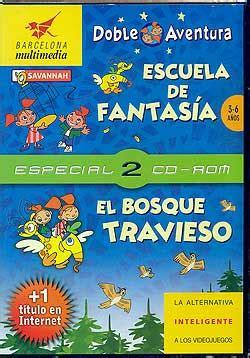 escuela de fantasa escuela de fantas 237 a el bosque travieso cd barcelona multimedia